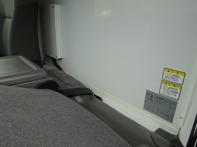 クールバン 最低設定温度5℃ 4WD ディーゼルターボ 寒冷地仕様 8ナンバー(冷蔵冷凍車)(50枚目)