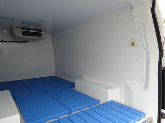 クールバン 最低設定温度5℃ 4WD ディーゼルターボ 寒冷地仕様 8ナンバー(冷蔵冷凍車)(66枚目)