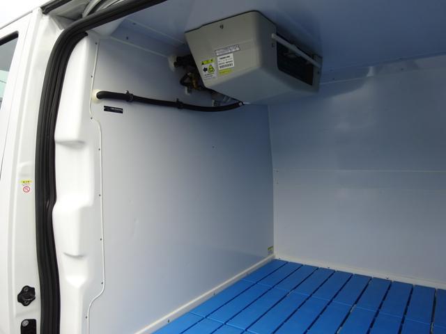 クールバン 最低設定温度5℃ 4WD ディーゼルターボ 寒冷地仕様 8ナンバー(冷蔵冷凍車)(69枚目)