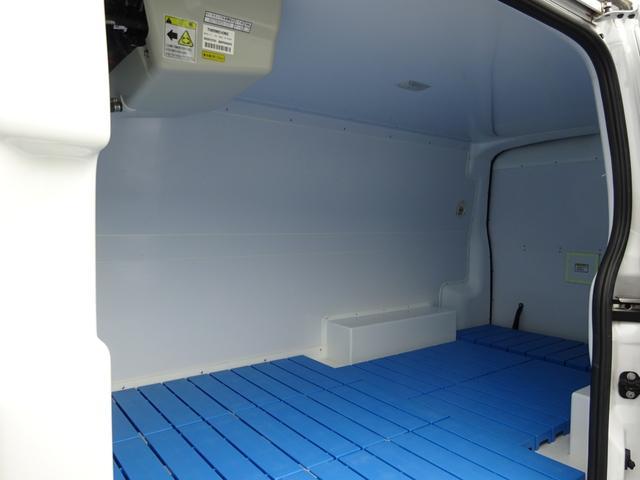 クールバン 最低設定温度5℃ 4WD ディーゼルターボ 寒冷地仕様 8ナンバー(冷蔵冷凍車)(70枚目)