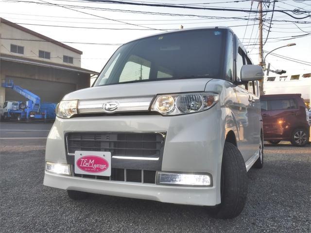 「ダイハツ」「タント」「コンパクトカー」「埼玉県」の中古車17