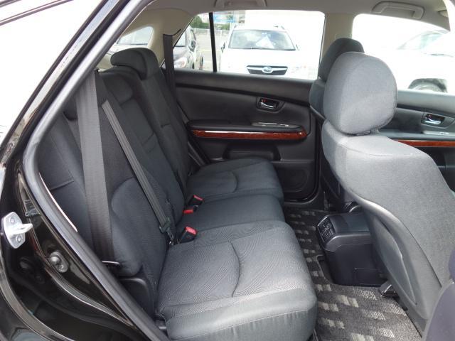 トヨタ ハリアー 240G Lパッケージ HDDナビ カメラ HID 記録簿