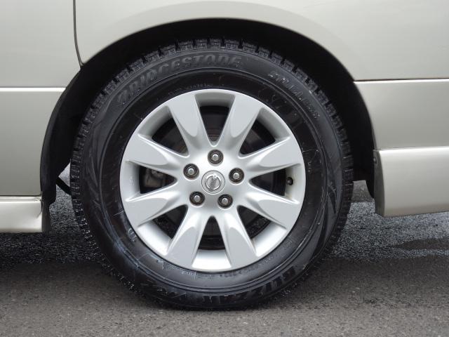 X 4WD エアロ ナビ インテリキー 両側パワスラ(11枚目)