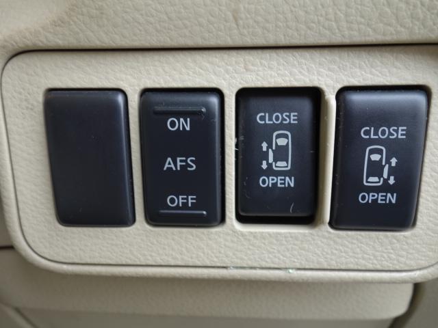 X 4WD エアロ ナビ インテリキー 両側パワスラ(12枚目)
