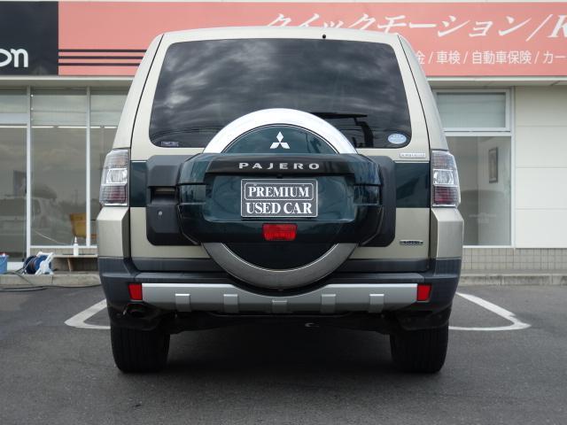 ロング エクシードX 4WD ナビ 本革 サンルーフ(3枚目)