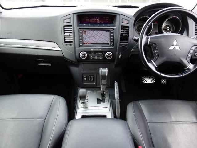 ロング エクシードX 4WD ナビ 本革 サンルーフ(4枚目)