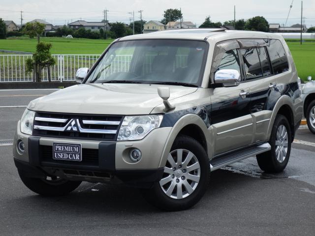ロング エクシードX 4WD ナビ 本革 サンルーフ(6枚目)
