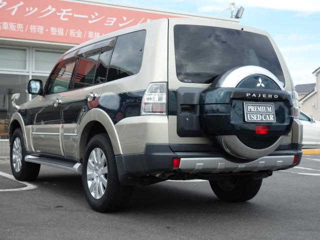 ロング エクシードX 4WD ナビ 本革 サンルーフ(8枚目)