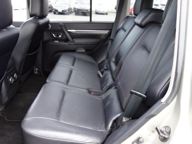 ロング エクシードX 4WD ナビ 本革 サンルーフ(20枚目)