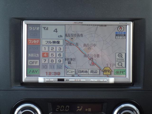 ロング GR 4WD 1オーナー記録簿 ナビカメラ HID(12枚目)