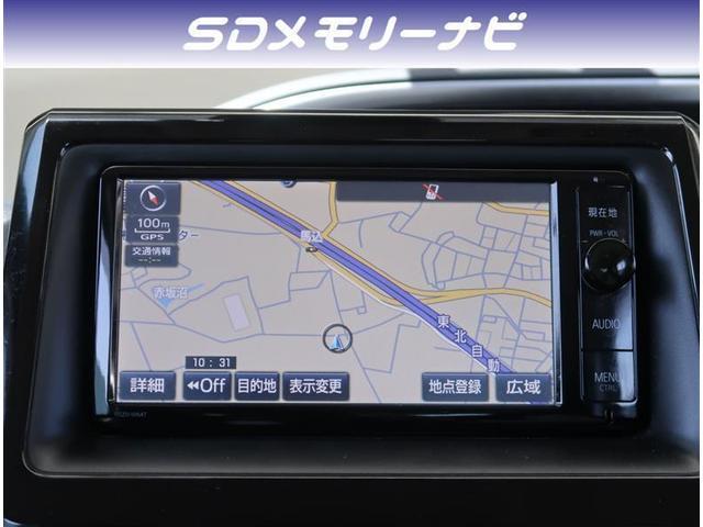 ZS 煌 SDナビゲーション 両側電動スライドドア ワンオーナー ETC LEDヘッドライト(3枚目)