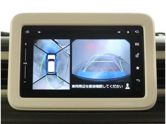 L ナビフルセグ ブルートゥース接続 ミュージックプレイヤー接続 シートヒーター 全周囲カメラ スマートキー アイドリングストップ ETC 衝突被害軽減システム アンチロックブレーキ デュアルエアバック(9枚目)