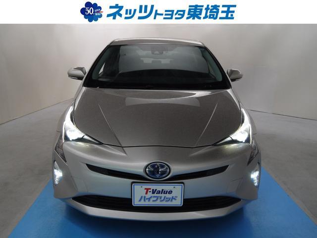 トヨタ プリウス Aツーリングセレクション SDナビ フルセグTV