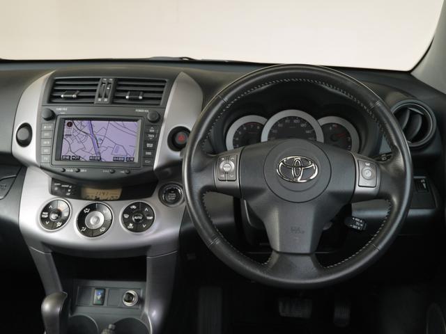 トヨタ RAV4 G HDDナビ クルーズコントロール ワンオーナー ETC