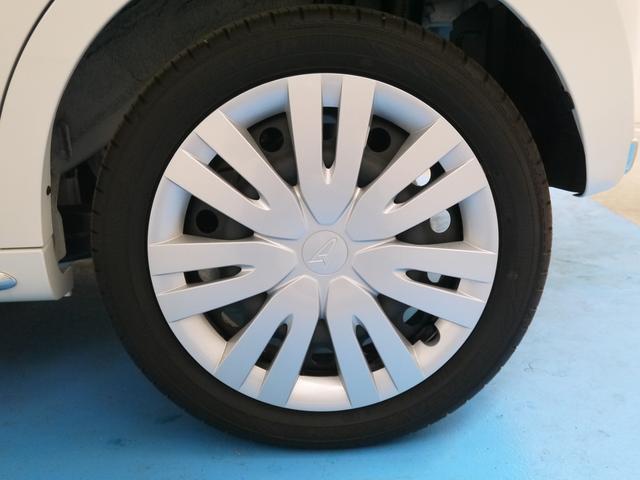 【タイヤ】タイヤの残り溝もしっかり残っております。ご納車前に点検・空気圧調整もさせて頂きますので、ご安心下さい。