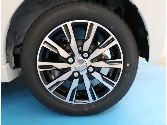 【純正14インチタイヤ】ご納車前に点検・空気圧もチェックするので安心です。