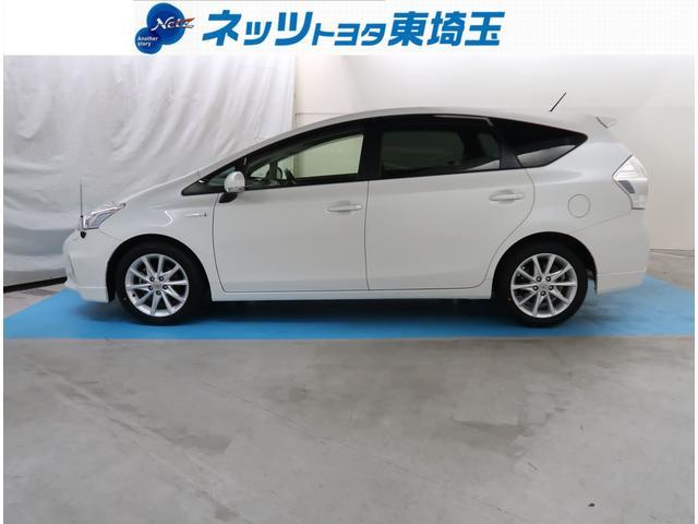 「トヨタ」「プリウスα」「ミニバン・ワンボックス」「埼玉県」の中古車6