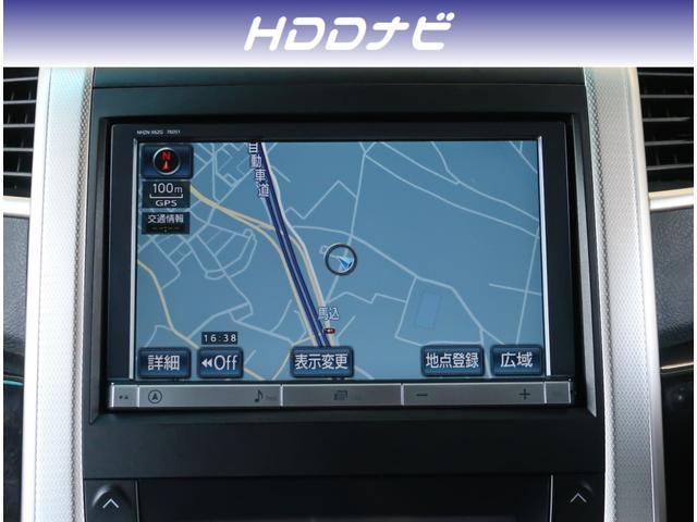 2.4Z ゴールデンアイズ HDDナビ フルセグTV バックカメラ ETC(3枚目)