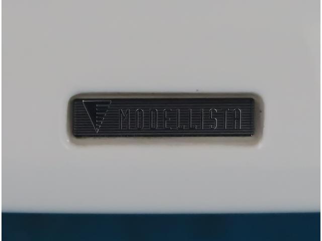 S 5人乗り フルセグSDナビ バックモニター ETC モデリスタフルエアロ ドライブレコーダー スマートキー(12枚目)