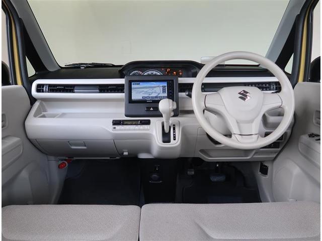 ハイブリッドFX サポカー 社外ナビ ワンセグTV スマートキー オートエアコン シートヒーター(2枚目)