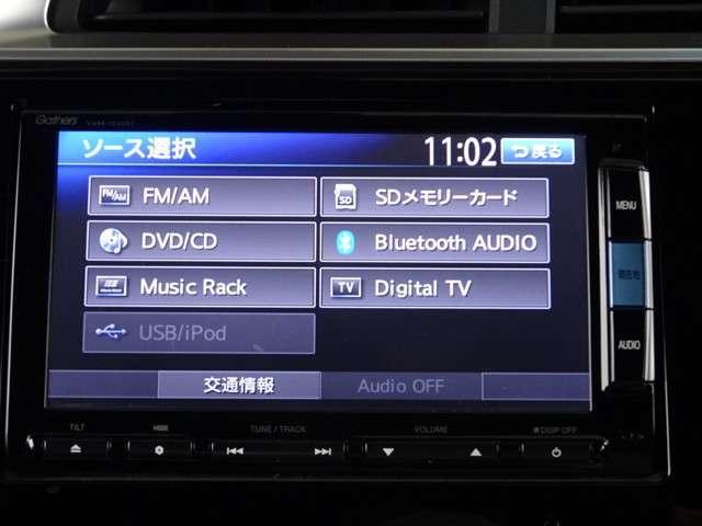 Sパッケージ 純正メモリーナビRカメラ ETC(3枚目)