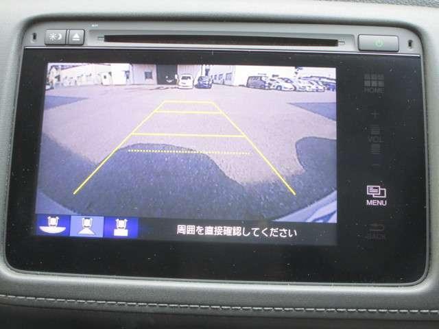 ホンダ ヴェゼル ハイブリッドX 標準メモリーナビRカメラ ETC