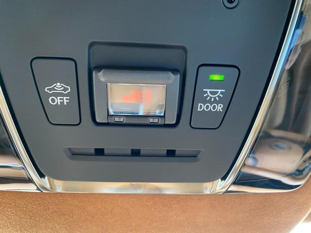 LC500 Sパッケージ ワンオーナー TRDエアロ 21インチAW ステアリングヒーター 3眼LED カーボンルーフ カラーHUD アクティブRスポイラー アルカンターラ茶革シート(10枚目)