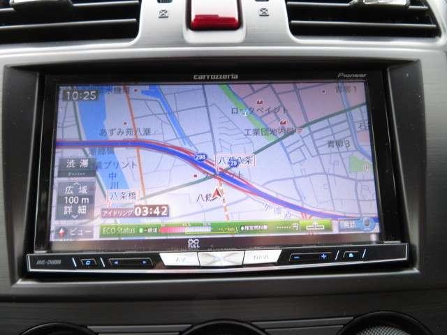 2.0i-L アイサイト 4WD 社外HDDナビ 地デジ(2枚目)