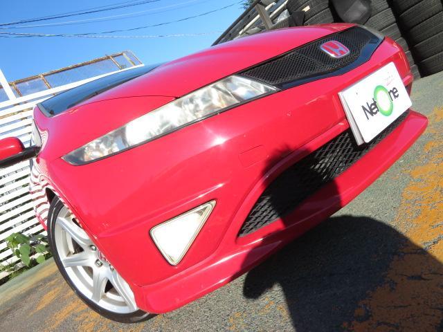 タイプR ユーロ2010台限定タイプR専用シートエアロ純(17枚目)