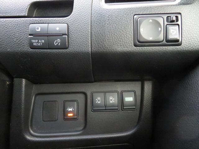 ハイウェイスター Vセレクション+セーフティ SHV 後期型・社外HDDナビ・地デジ・エマージェンシーブレーキ・両側電動スライド・インテリキー・クルーズコントロール(24枚目)