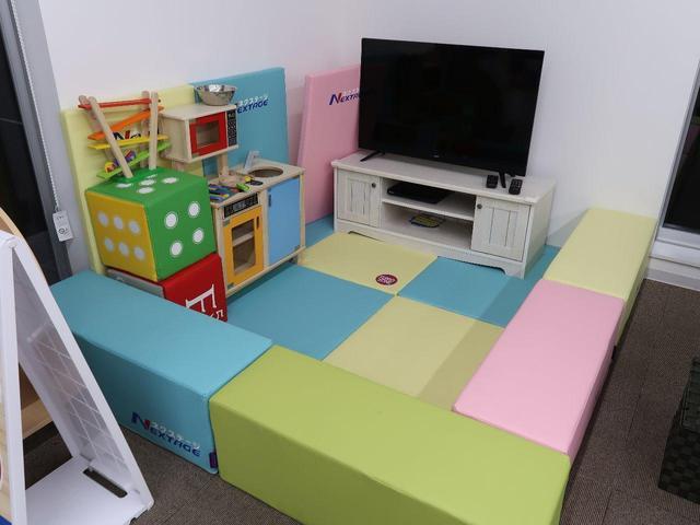 ◆店内にはキッズスペースもございます。お子様連れのお客様でもご安心してお話していただけます。