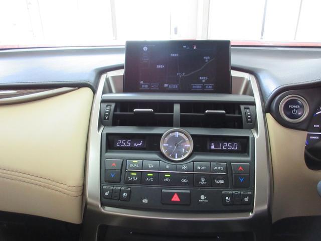 NX300h バージョンL サンルーフ プリクラ BSM(15枚目)