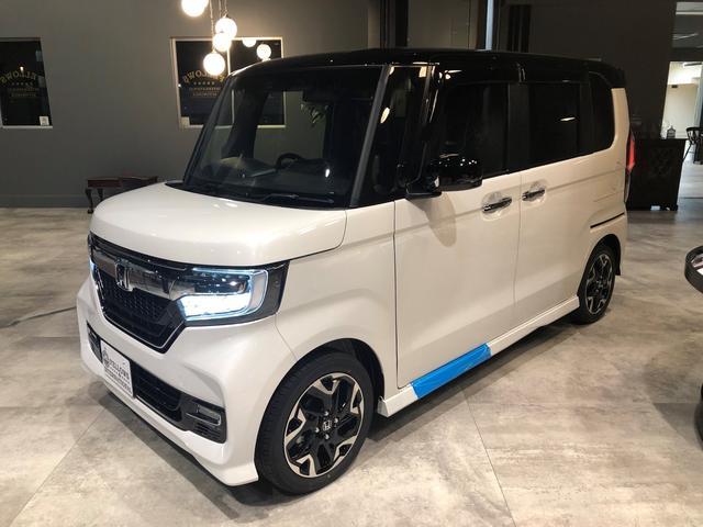 「ホンダ」「N-BOXカスタム」「コンパクトカー」「千葉県」の中古車6