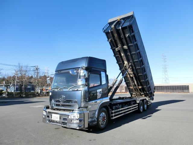 「その他」「クオン」「トラック」「千葉県」の中古車6
