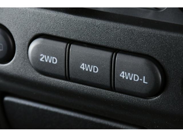 パートタイム4WD車なので走行状況に応じて切り替えが可能です♪!