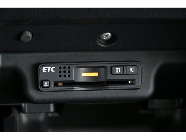 ETCはビルトインタイプですっきり収納されています☆