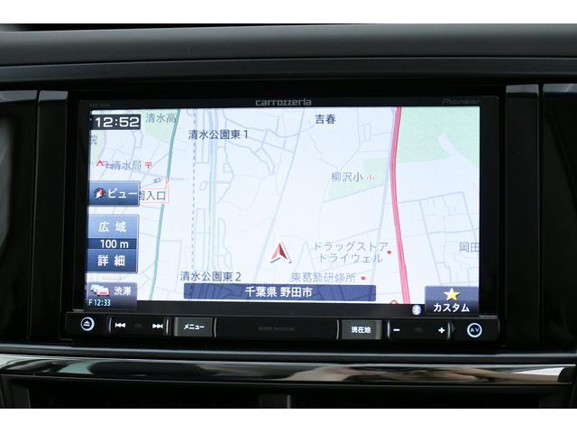 エアブレイク 4WD ガラスルーフ 半革 純ナビBカメラHIDライト(10枚目)