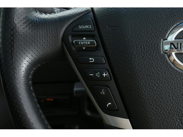 350XV FOUR 4WD 後期 黒革 サンルーフHIDライト S&Bカメラ(24枚目)