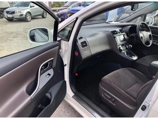 240G バックカメラ HDDナビ パワーシート TV ETC ブルートゥース対応 状態良好 現車確認歓迎 内外装綺麗 横滑り防止(3枚目)