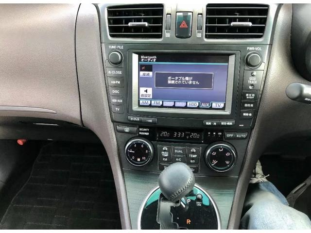 240G バックカメラ HDDナビ パワーシート TV ETC ブルートゥース対応 状態良好 現車確認歓迎 内外装綺麗 横滑り防止(12枚目)