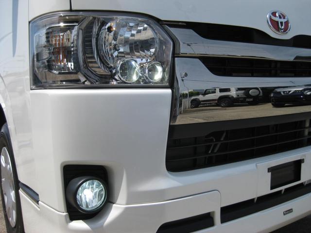 スーパーGL ダークプライム モデリスタエアロ Tベルト交換済み 社外ナビ Bカメラ 地デジ LEDヘッドライト LEDフォグライト ハーフレザーシート スライドガラス ビルトインETC(23枚目)