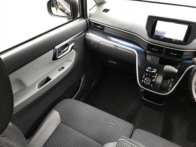 カスタムRS スマートアシスト ターボ 保証付き ナビ フルセグTV バックカメラ Bluetooth シートヒーター 純正アルミ フロアマット LEDオートヘッドライト スマートキー2個 アイドルストップ ACガスクリーニング(47枚目)
