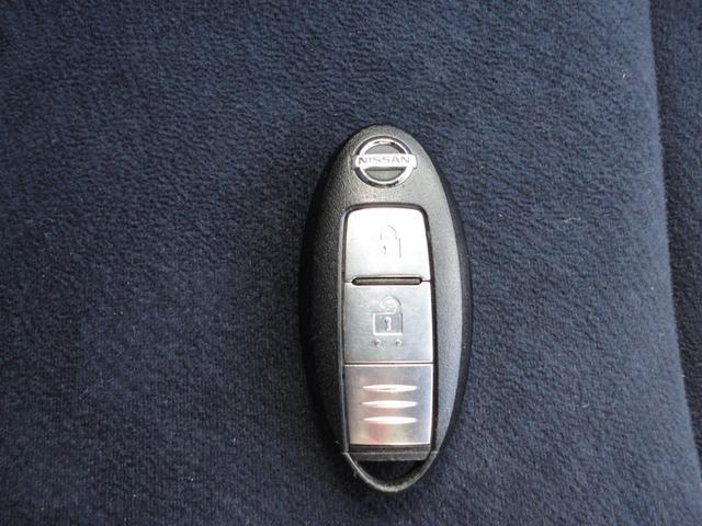 鍵の施錠に便利な、スマートキーです。