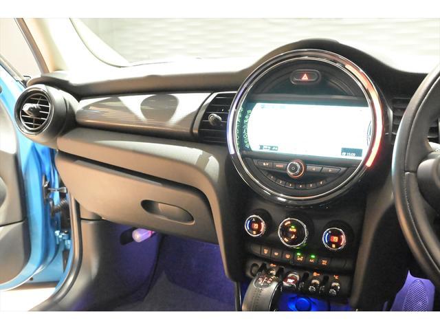 クーパーD ユーザー買取車・ナビゲーションPKG・アイドリングストップ・バックカメラ・ドラレコ・HUD・純正17インチ(13枚目)