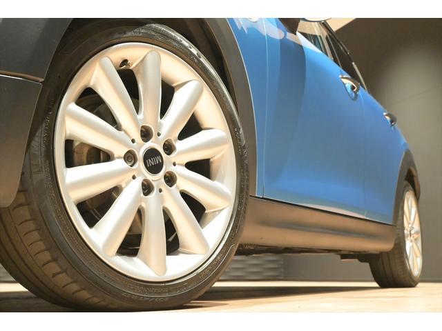 クーパーD ユーザー買取車・ナビゲーションPKG・アイドリングストップ・バックカメラ・ドラレコ・HUD・純正17インチ(16枚目)