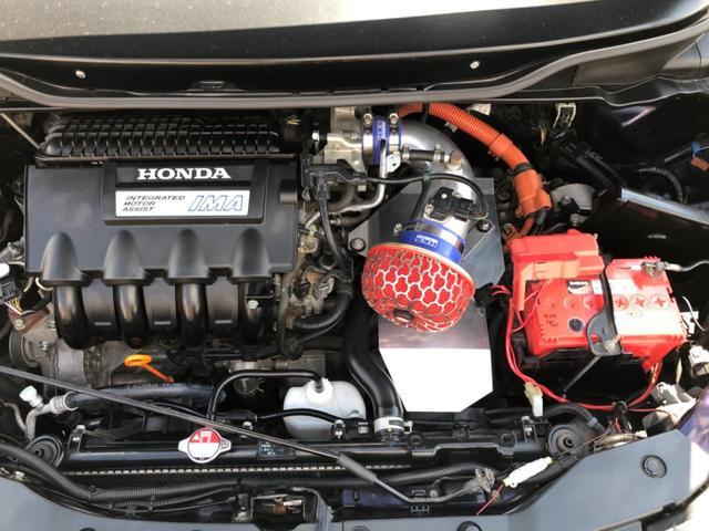 G WORKVSXX深リム18AW BLITZ車高調 EUROUエアロ バトルワークスOF DAMDグリル シルクブレイズRスポ ガレージベリーRエンドスポ AIMGAINシートカバー HKSエアクリ-ナ(20枚目)