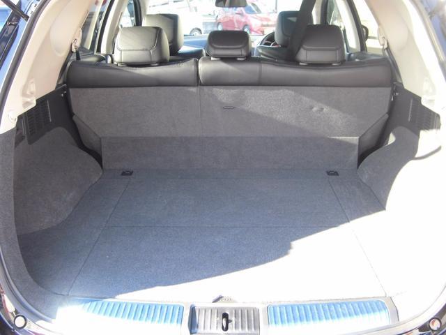 日産 ムラーノ 350XV FOUR レイズ22AW 黒革 サンルーフ ナビ