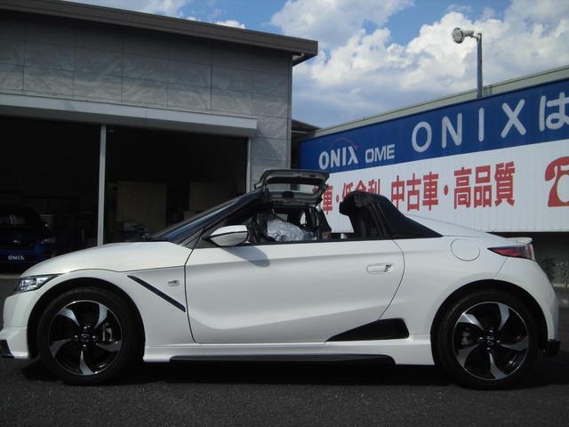 「ホンダ」「S660」「オープンカー」「東京都」の中古車11