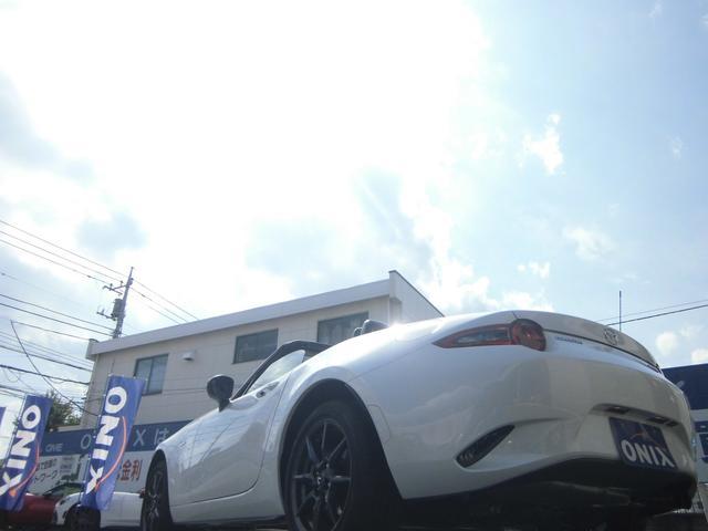 「マツダ」「ロードスター」「オープンカー」「東京都」の中古車2