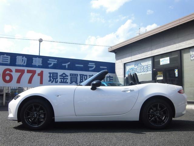 「マツダ」「ロードスター」「オープンカー」「東京都」の中古車5